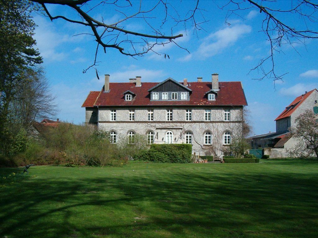 Domänenpark Schickelsheim Gutshaus